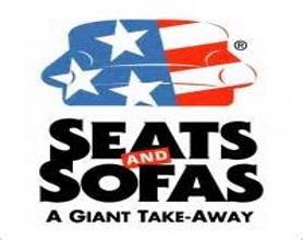 Seats and sofa